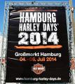 2014 Hamburg Harley Days