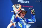 Alex Rins MotoGP USA 2019