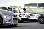 Ariel Atom Citroen DS3 vs Yamaha R1