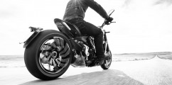 Ducati XDiavel Low Speed Excitement
