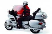 Honda Goldwing mit Airbag
