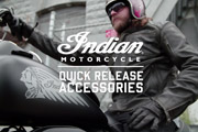Indian Quick Releases Accessories 2017