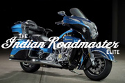 Indian Roadmaster Elite Spot