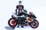 Joe Francis vom Tsingtao Racing Team