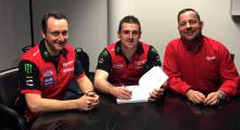 Michael Dunlop wechselt ins Milwaukee Team