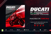 Trailer Ducati 90th Anniversary