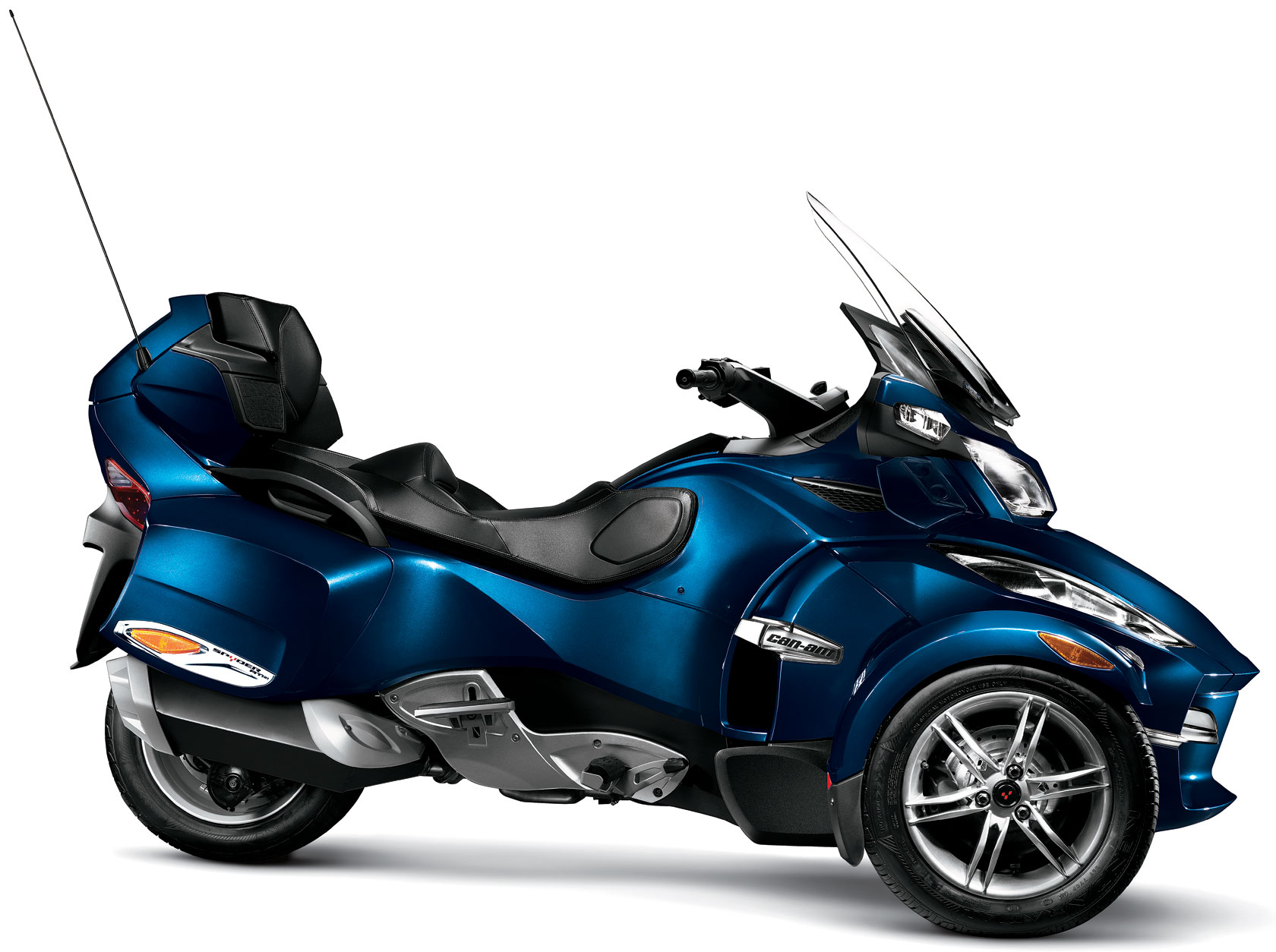 2011 Can-Am Spyder RT SM5