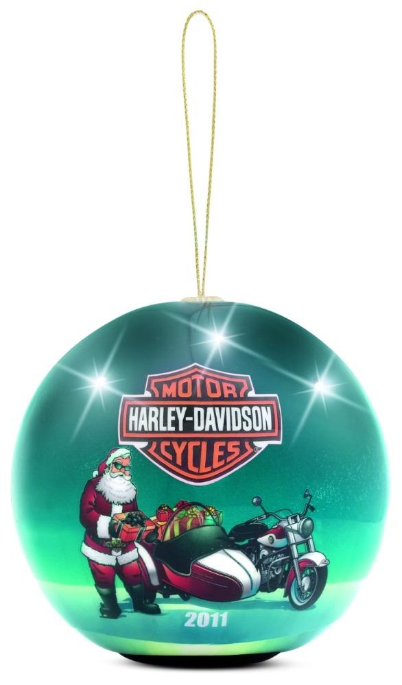 Harley Davidson Weihnachten