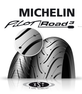 2011 Michelin Pilot Road 3