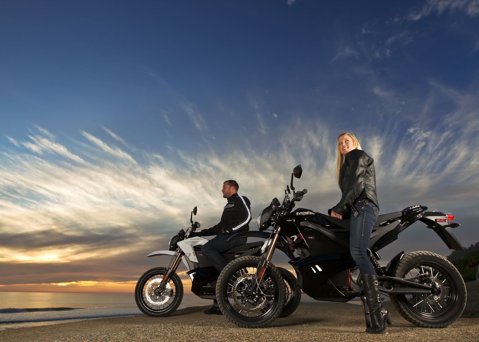 2012 Zero Motorcycles DS