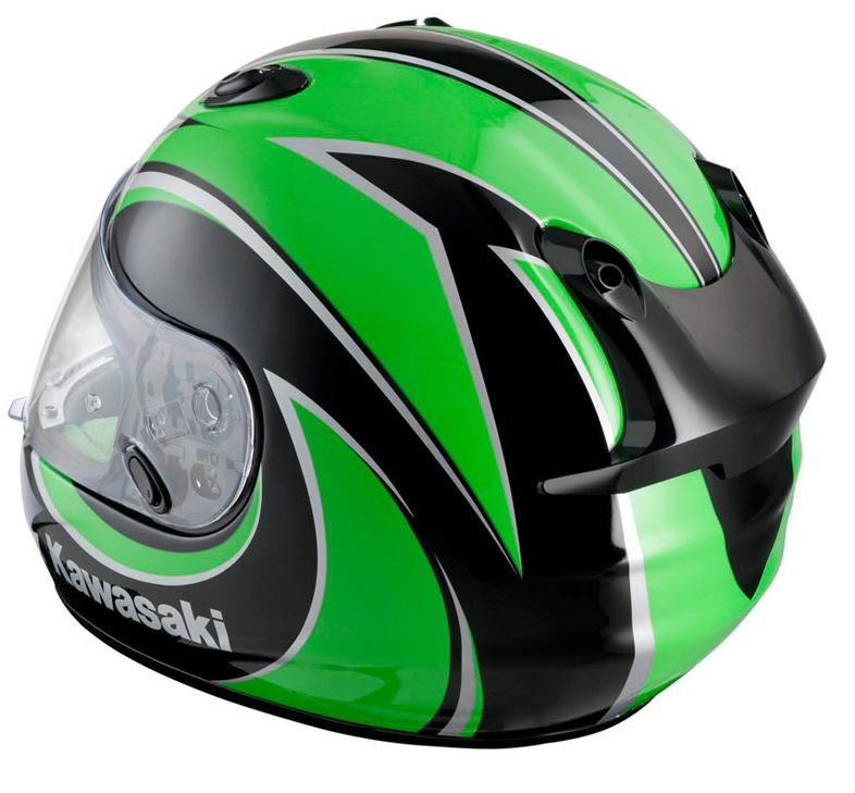 hjc kawasaki ninja zxr mc4 helm motofreak the real fan