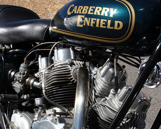 Carberry Enfield