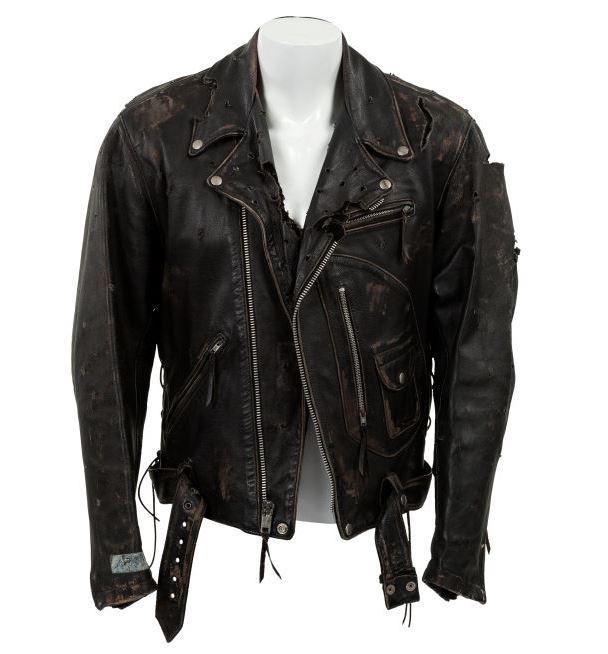 Terminator 2 jacke von arnold schwarzenegger in auktion motofreak versteigerung der biker lederjacke aus terminator 2 thecheapjerseys Choice Image